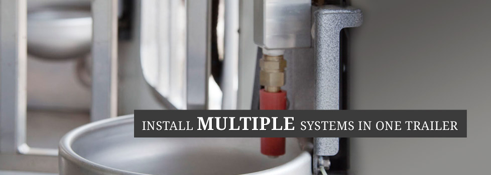 HydraHorse - install multiple systems in one trailer